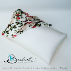 Dieses Anti Falten Kissen für Seitenschläfer vermindert den Druck auf die Haut und beugt so Gesichtsfalten vor.